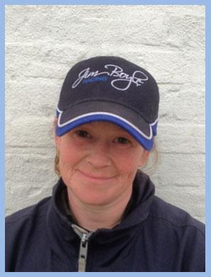 Caroline Agnew - Work Rider